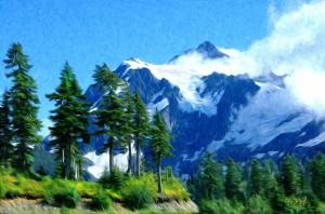 Mountain Air  - Shuksan